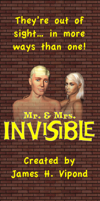 Mr. & Mrs. Invisible